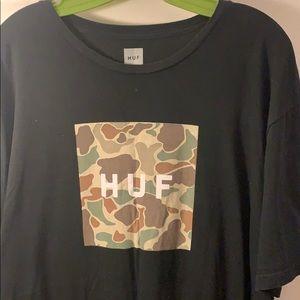 HUF CLASSIC Camo Box T
